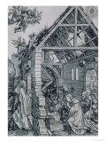 The Adoration of the Shepherds Giclee Print by Albrecht Dürer