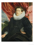 Portrait of a Man, circa 1619 Giclee Print by Sir Anthony Van Dyck