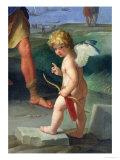 The Abduction of Helen, 1631 Giclee-trykk av Guido Reni