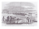"City of Montgomery, Alabama, from ""Harper's Weekly,"" 1861 Giclee Print"