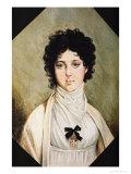 Lady Hamilton (circa 1765-1815) Giclee Print by Johann Heinrich Schmidt