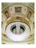 The Stairwell, Built circa 1776 Giclee Print by Robert Adam