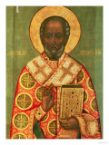St. Nicholas, Moscow School Giclee Print