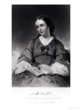 Margaret Fuller (1810-50) Pub. by Johnson, Wilson &amp; Co., 1872 Giclee Print by Alonzo Chappel