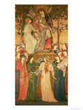 Musique Reproduction proc&#233;d&#233; gicl&#233;e par Edward Burne-Jones
