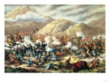 The Battle of Little Big Horn, June 25th 1876, 1889 Giclee Print