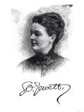 Sarah Orne Jewett, Writer, Poster