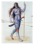 Pictish Woman Giclee Print by John White