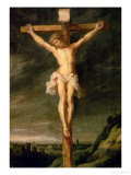 The Crucifixion Giclee Print by Peter Paul Rubens