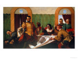 Taming of the Shrew Giclee Print by Augustus Leopold Egg