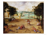 The Parable of the Wheat and the Tares, 1540 Giclee Print by Lucas Gassel