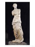 "Aphrodite, the ""Venus De Milo,"" Hellenistic Period, circa 130-100 BC Giclee Print"