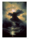 Chaos (The Creation), 1841 Giclee Print by Ivan Konstantinovich Aivazovsky
