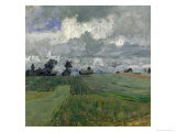 Stormy Day, 1897 Giclee Print by Isaak Ilyich Levitan