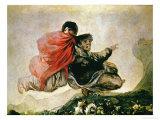Fantastic Vision Giclee Print by Francisco de Goya