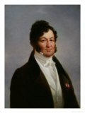 Portrait of Louis-Philippe (1773-1850) King of France Giclee Print by Pierre Roch Vigneron