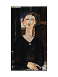 Antonia, circa 1915 Giclee Print by Amedeo Modigliani