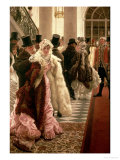 The Woman of Fashion (La Mondaine), 1883-5 Giclee Print by James Tissot