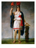 Allegory of the Republic Giclee Print by Antoine-Jean Gros