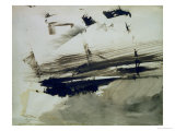 Untitled, Or: Evocation of an Island, 1870 Giclee Print by Victor Hugo