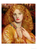 Helen of Troy, 1863 Giclee Print by Dante Gabriel Rossetti