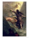 Rheingold, first scene, 1888, Giclee Print
