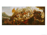 The Battle of the Granicus in May 334 BC Giclee Print by Francesco Fontebasso
