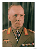 "Marshal Erwin Rommel (1894-1944) from ""Signal"" Magazine, No. 17, First Edition of September 1942 Reproduction procédé giclée"