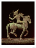 Amazon Mounted on the Edge of a Mixing Bowl, circa 500 BC Giclee Print