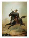 Sheridan's Ride, 1871 Giclee Print by Thomas Buchanan Read