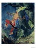 Absalom Giclee Print by Albert Weisgerber
