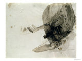 Untitled, circa 1853-5 Giclee Print by Victor Hugo