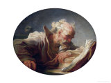 A Philosopher, circa 1764 Giclee Print by Jean-Honoré Fragonard
