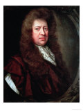 Samuel Pepys (1633-1703) Giclee Print by Godfrey Kneller
