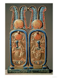 Unguent Box in Form of a Double Royal Cartouche, from the Tomb of Tutankhamun (circa 1370-52 BC) Giclee Print