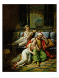 Scheherazade Giclee Print by Paul Emile Detouche