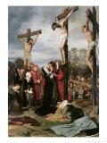 Crucifixion, 1873 Giclee Print by Eduard Karl Franz von Gebhardt