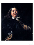 Portrait of a Man Giclee Print by Jacob Jordaens
