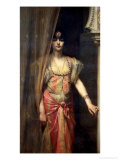Soudja Sari Giclee Print by Gaston Casimir Saint-Pierre