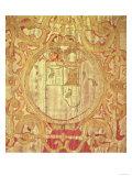 Standard of Francisco Pizarro (circa 1478-1541) (Embroidery) Giclee Print