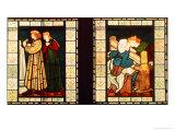 Honeymoon of King Rene of Anjou, by Burne-Jones and Dante G. Rossetti, 1862 Giclee Print by Dante Gabriel Rossetti