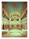The Throne Room from the South Giclee Print