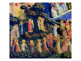 The Last Judgement Reproduction procédé giclée par Fra Angelico