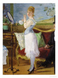 Nana, 1877 Giclee Print by Édouard Manet