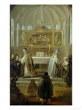 The Communion, 1649-51 Giclee Print by Otto Wagenfeldt
