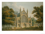 Winchester Cathedral Giclee Print by John Buckler