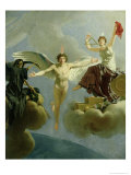 Freedom or Death, 1794-95 Giclee Print by Jean-Baptiste Regnault
