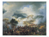 Battle of Somo-Sierra, November 30th 1808 Giclee Print by Louis Lejeune