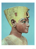 "Head of a ""Dummy"" of the Young Tutankhamun (circa 1370-52 BC) Giclee Print"