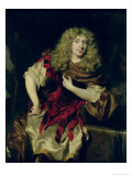 Portrait of a Young Man, 1676 Giclee Print by Nicholaes Maes
